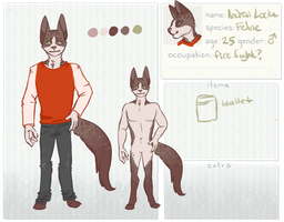 [KKT] Andrew Locke Reference Sheet by Kama-ItaeteXIII