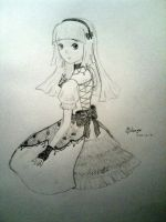 Her young Highness by Kaori-prod