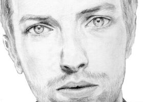 Chris Martin by starrdust