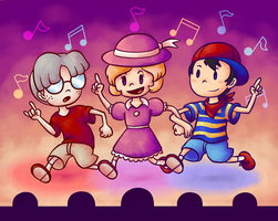Mother 1: Dancing at the Club by Aviarei