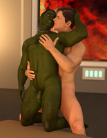 Orion Slave Boy 5 by timberoo