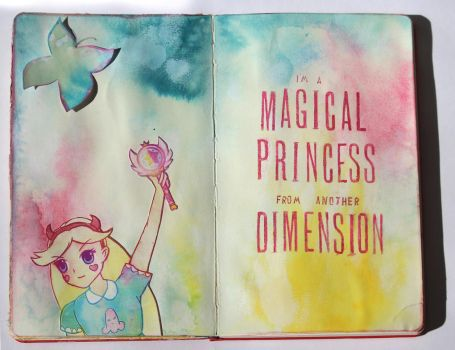 Fanart Journal - Star vs the Forces of Evil by Emesbury1397