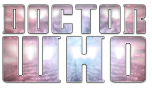 Doctor Who 2010 Over-Under Logo reformatted mk 2 by SylkRode
