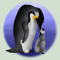 Penguins by TinTans