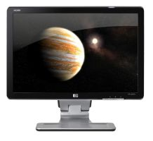 Jupiter in monitor by l15ard