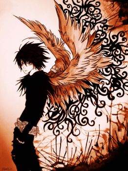 Death note: call on me by ArtisticEnvy