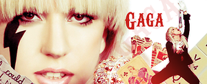 Gaga signature by Eilyn-Chan