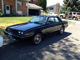 my 1982 Dodge Challenger by syc1959