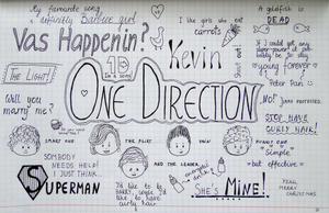 One Direction Random by YummyBiscuit