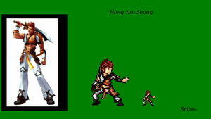 JUS Hong Yun Seong by RetroMafioso