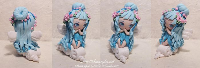 Angel Fimo 2 by Nailyce