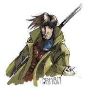 Gambit by leaflent