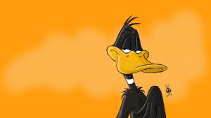 Daffy Duck by gerardodce