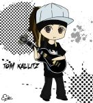 Chibi Tom by luckiness