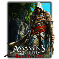 Assassins Creed 4 icon3 by pavelber