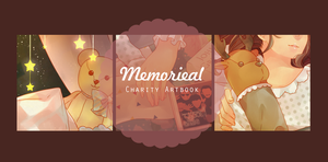 Memorieal - Charity Artbook Preview by ohprocrastinator