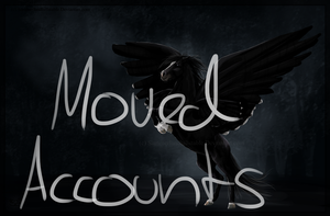 I moved accounts by MiriMina
