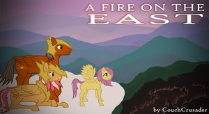 Fire on the East eReader by jlryan