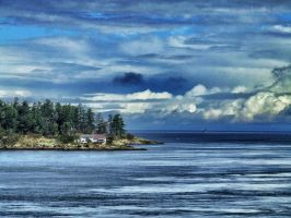 BC Coast by emmysdaddy