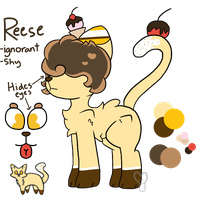 Reese Ref 2016!! by appealcider
