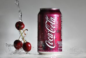 Cherry Coke by MichelleRamey