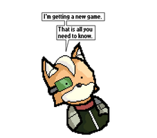 403 - New Starfox Game by RandomDC3
