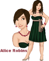 Alice Robbins by Evelyn-arts