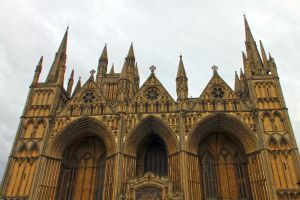 159-Peterboro Cathedral by fantom125