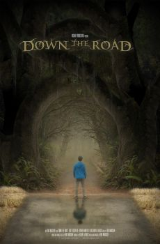 'Down the Road' Film Poster by DirectorErik