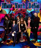 New York Dolls by ivankorsario