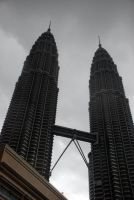Twin Towers 2. by S34nny