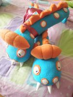 Huntail Plushies - Trade Finished