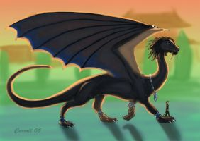 Commission: Temeraire by NetRaptor