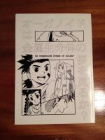 Do Organoids Dream Of Zoids  Fan book by JRMzoids