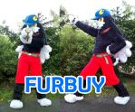 REMINDER: Klonoa Fursuit on Furbuy - ends tomorrow by Sethaa
