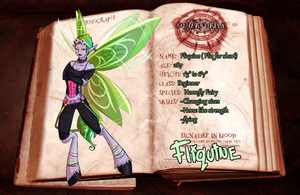 [OW] Fliquine Fliq for short by RawrSexyKitty