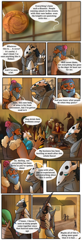PKMN-L Event 06 : The Bar by Terastrial-Sprout