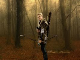 Legolas Greenleaf by WargusEstor