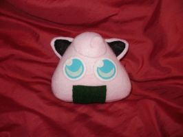 Cosplay Onigiri - Jigglypuff by merlinemrys