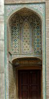 Persian Architecture 02 - Door Way by fuguestock