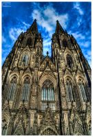 Cologne Cathedral by Crank0
