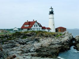 Portland Head Lighthouse by Zoomin88