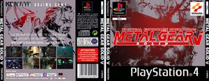 MGSV - 1998 Edition by 3Demerzel