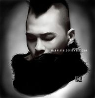 Taeyang - Drawing :For Sally: by MakaiAsh