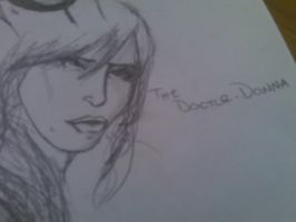 Donna Noble by AlyceThePirate