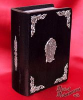 Art Nouveau Muse Book Box by Valerian