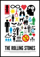 The Rolling Stones by viktorhertz