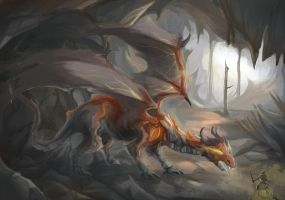 Red Dragon by QuintusCassius