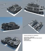 VK4502 Ausf. E by Giganaut