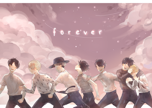 Forever Young by Quyha